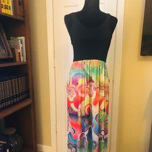 Nally and Millie Maxi Dress